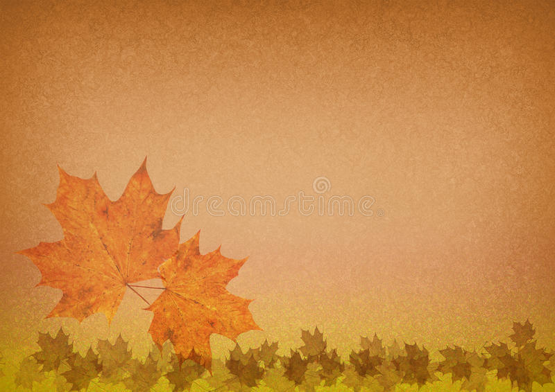 Download Autumn leaves stock illustration. Illustration of soft - 29905018