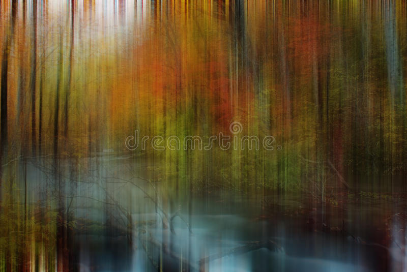 Autumn Colors von Oirase Rive lizenzfreie stockbilder