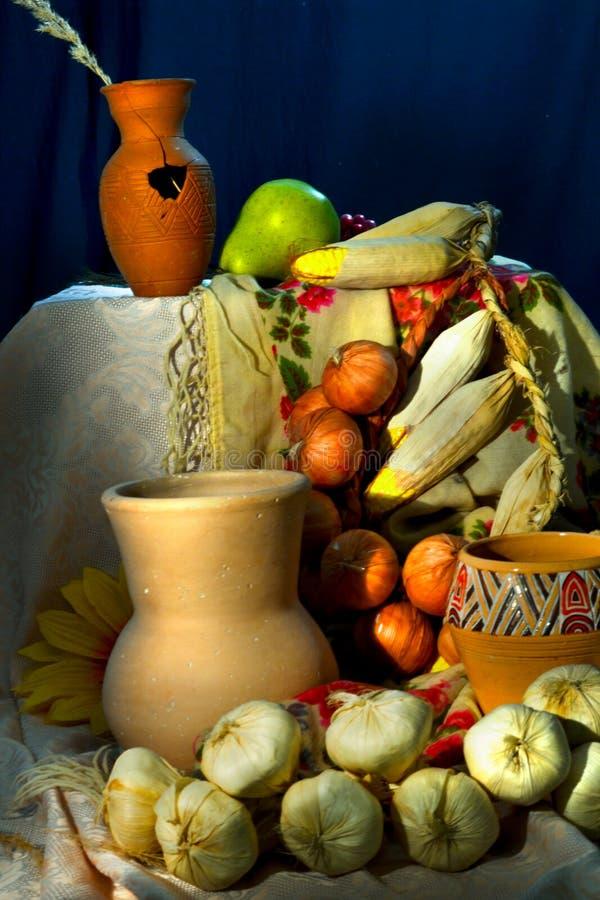 Autumn Cornuco royalty free stock photography