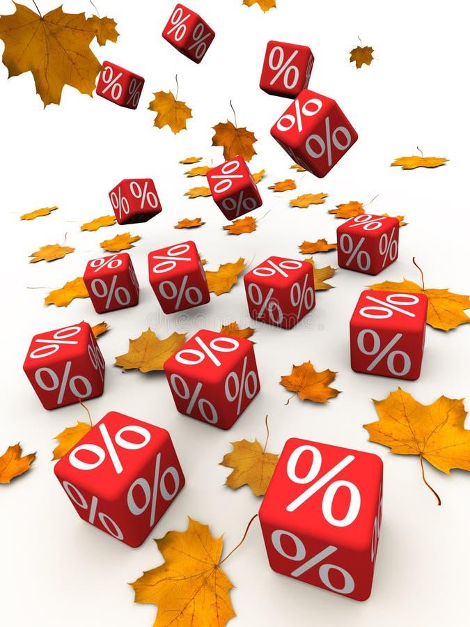 Free Autumn Discount Royalty Free Stock Photos - 3358328