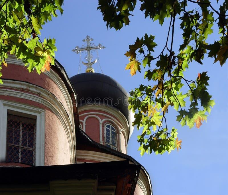Autumn at Donskoi Monastery