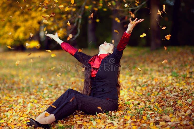 Autumn dreams stock images
