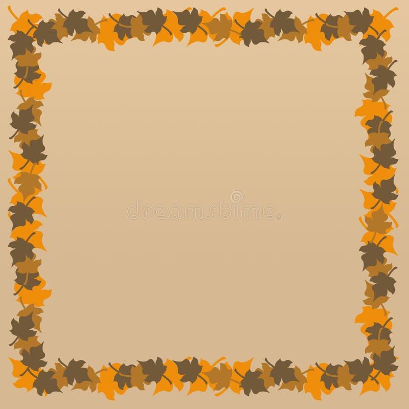 Autumn/Fall Background Stock Image