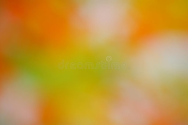 Autumn / Fall Background - Abstract Blur Stock Photos royalty free stock photography