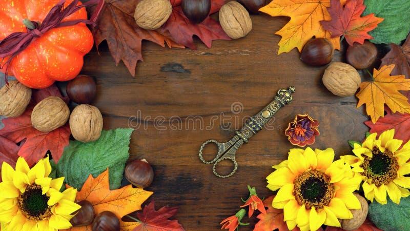 Autumn Fall lucht royalty-vrije stock fotografie