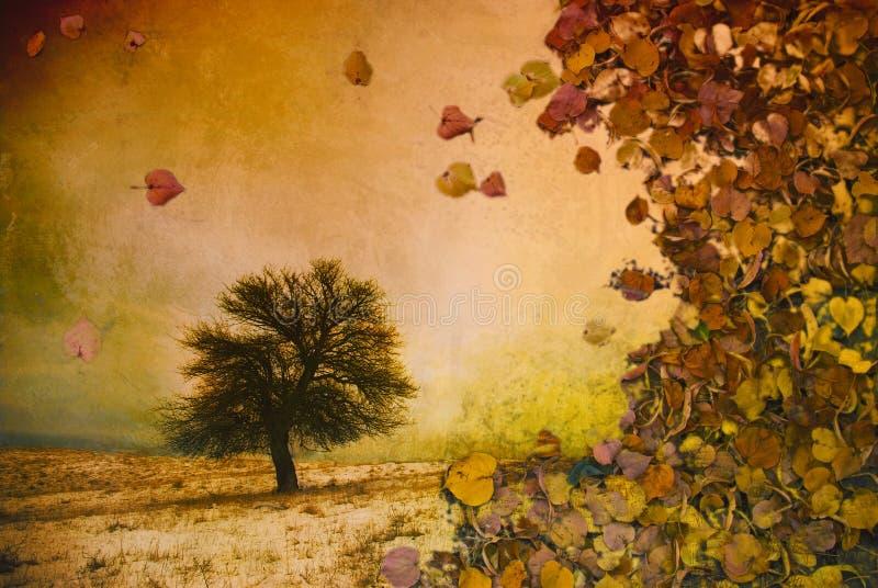 Autumn Fantasy fotos de stock royalty free