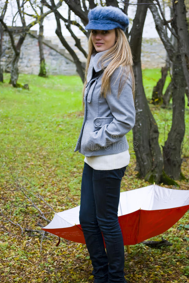 Download Autumn fashion stock image. Image of modern, happiness - 11799667