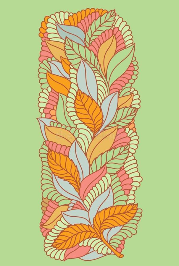 Download Autumn foliage stock vector. Image of deciduous, poplar - 26539023