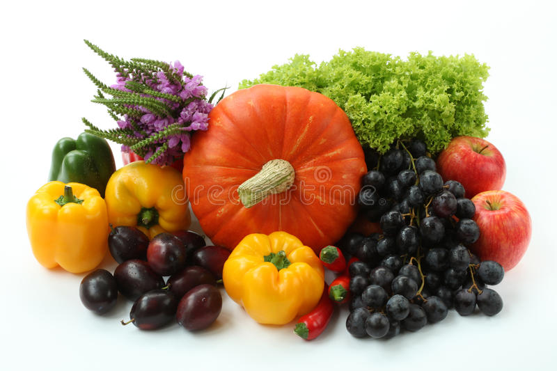 Download Autumn food stock image. Image of diet, paprika, healthy - 26818379
