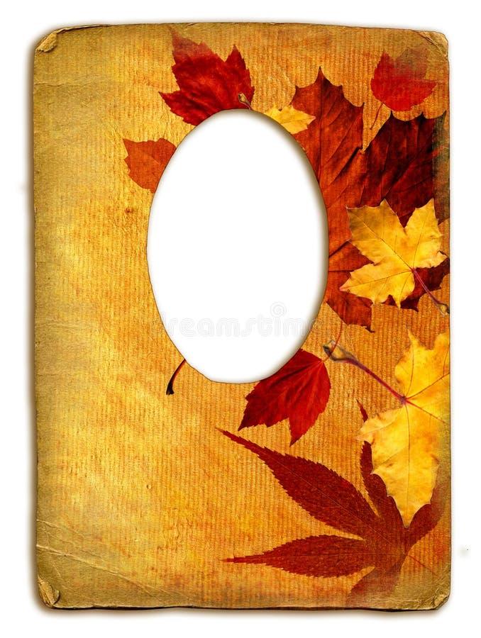 Free Autumn Frame Royalty Free Stock Photo - 10845655