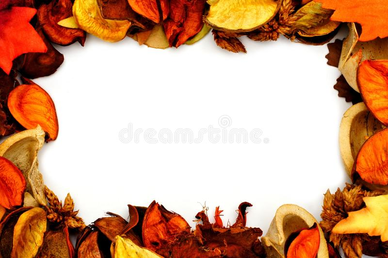 Download Autumn frame stock photo. Image of holiday, botany, nature - 34378752