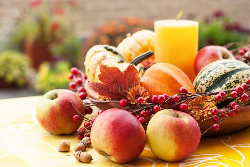 Download Autumn garden decor stock image. Image of blossom, arrangement - 32181323