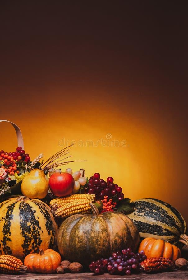 Autumn Harvest royalty-vrije stock foto