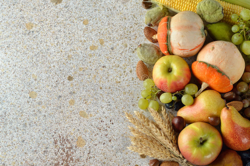 Autumn Harvest stock foto