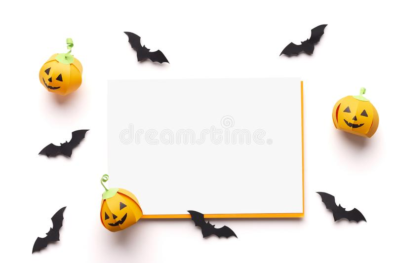 Autumn Holiday background with copy space for text stock photos