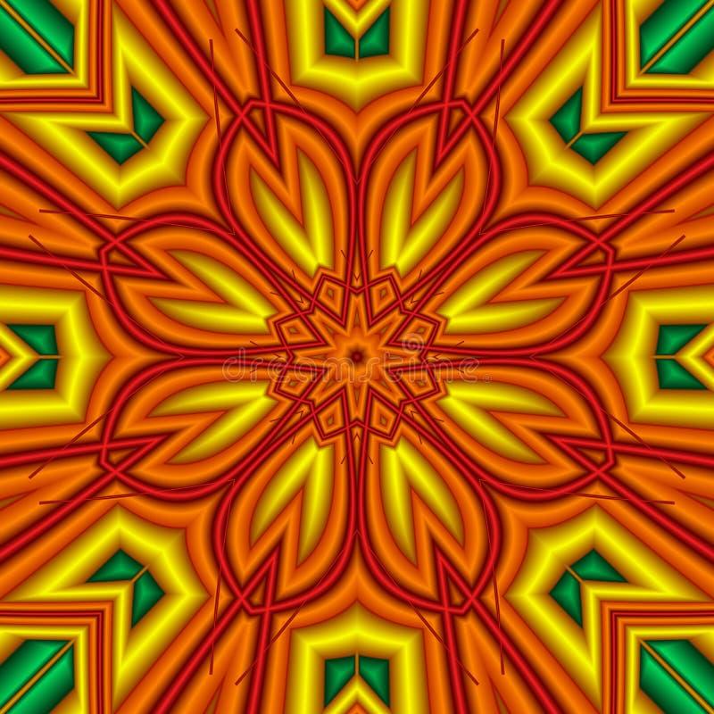 Download Autumn Kaleidoscope stock illustration. Illustration of harvest - 3053458