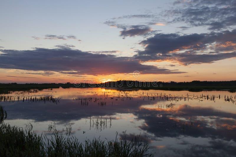 Autumn Landscape imágenes de archivo libres de regalías