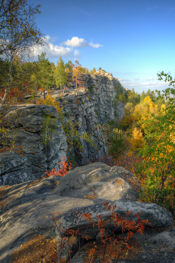 Download Autumn landscape stock image. Image of nobody, remote - 23030065