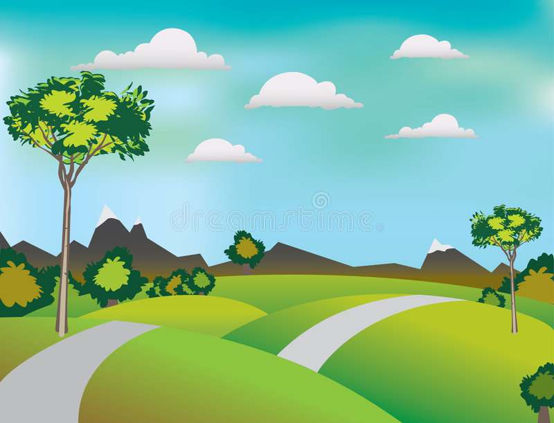 Download Autumn Landscape Stock Photo - Image: 7122940