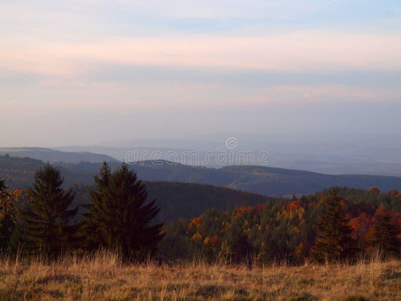 Autumn Landscape fotografía de archivo libre de regalías
