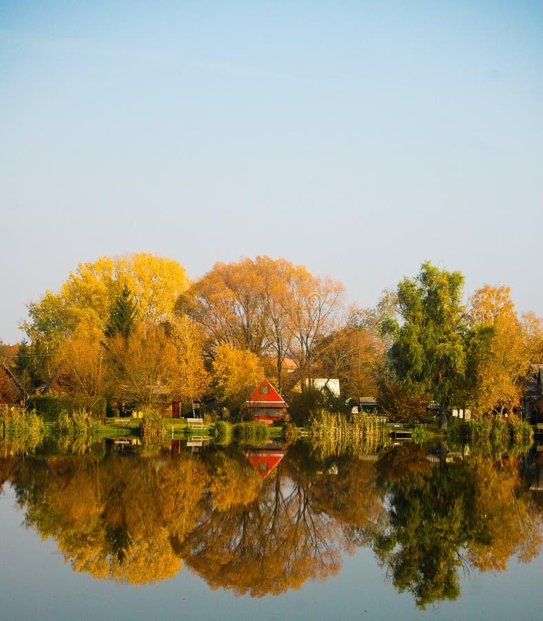 Autumn landscape royalty free stock images
