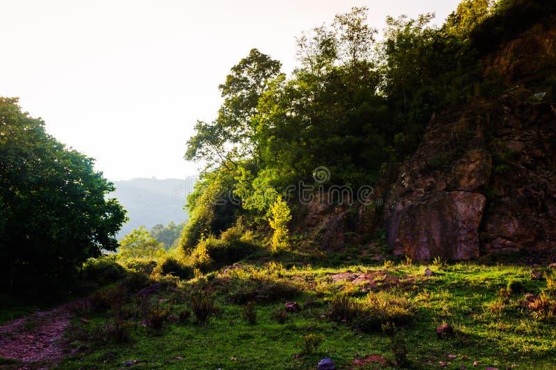 Autumn Landscape pastoral imágenes de archivo libres de regalías