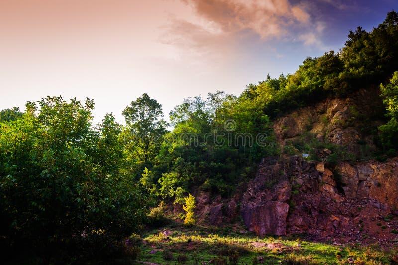 Autumn Landscape pastoral fotografía de archivo libre de regalías