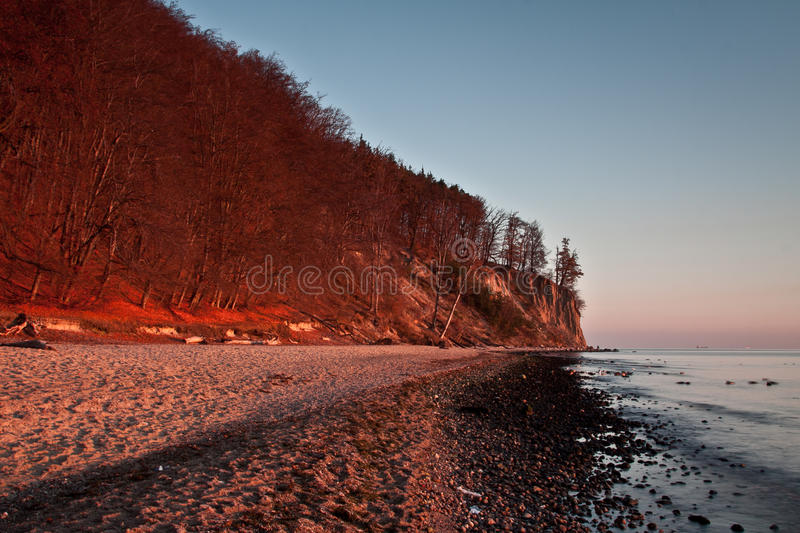 Download Autumn Landscape By The Sea Stock Photo - Image: 26635680