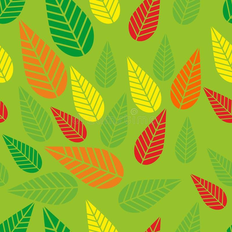 Download Autumn leaf stock illustration. Illustration of decor - 34429742