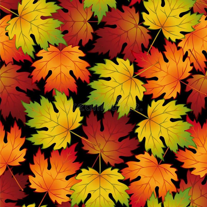 Download Autumn leaves stock vector. Illustration of design, autumn - 16112573