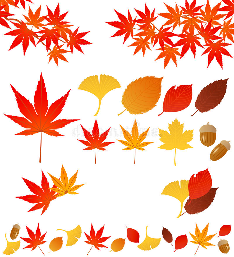 Download Autumn Leaves Stock Photo - Image: 16185750
