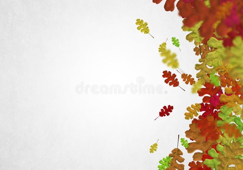 Download Autumn Leaves imagen de archivo. Imagen de color, verde - 41901711