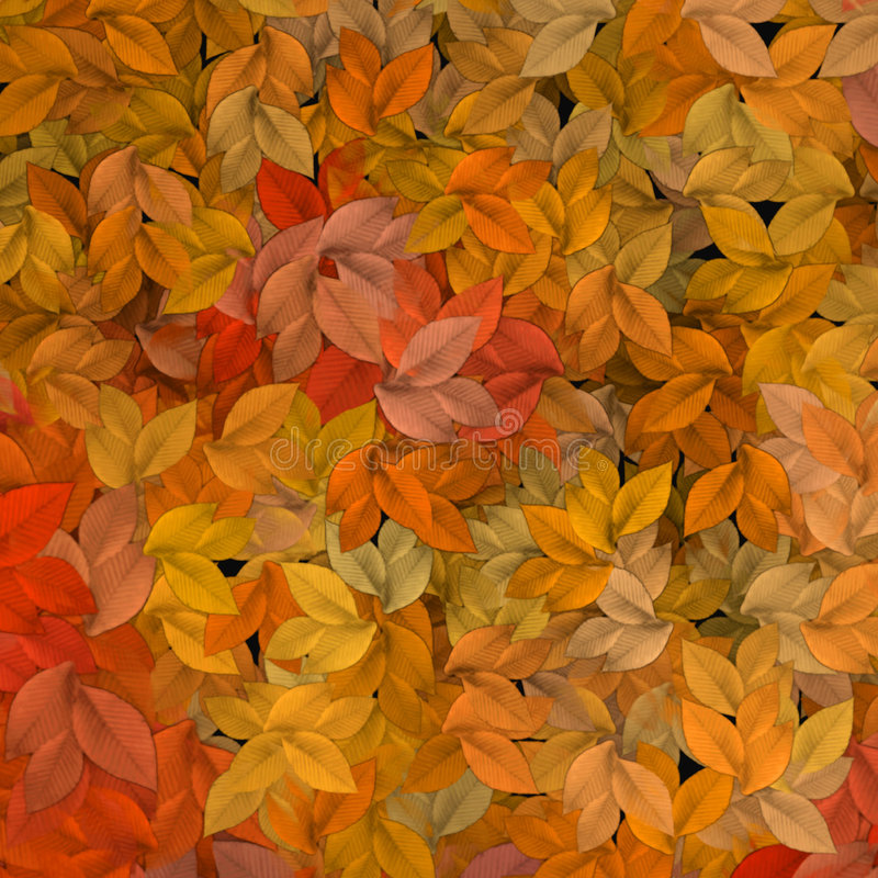 Free Autumn Leaves Royalty Free Stock Photo - 732805