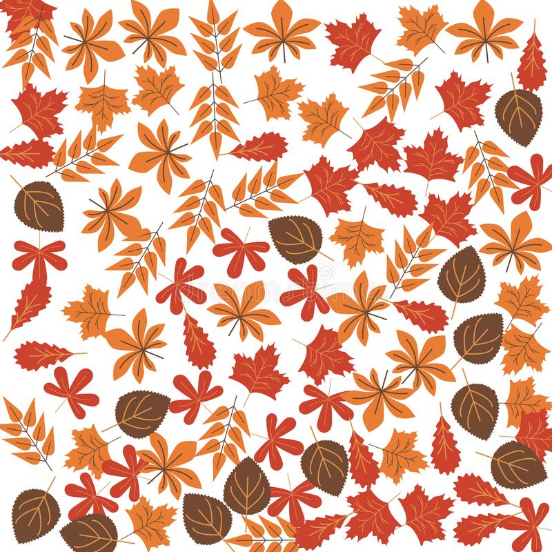 Autumn leaves color icon. Element of Happy Thanksgiving Day illustration. Premium quality graphic design icon. Signs and symbols c. Ollection icon for websites stock photography