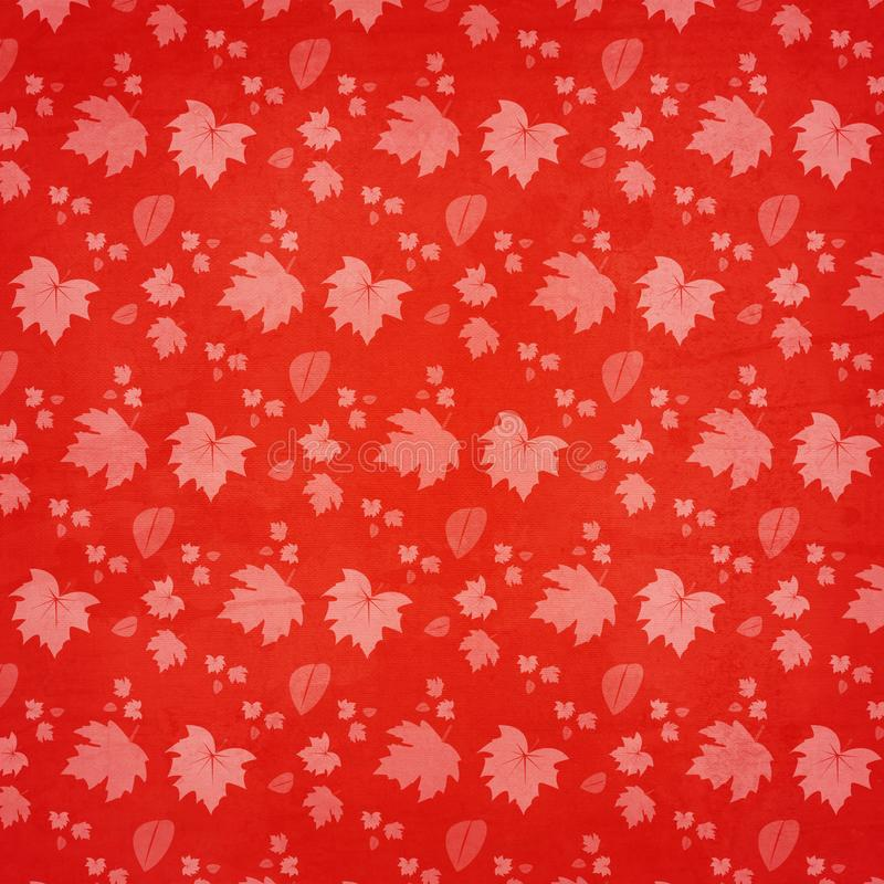 Autumn Leaves Texture Background royalty free stock photos