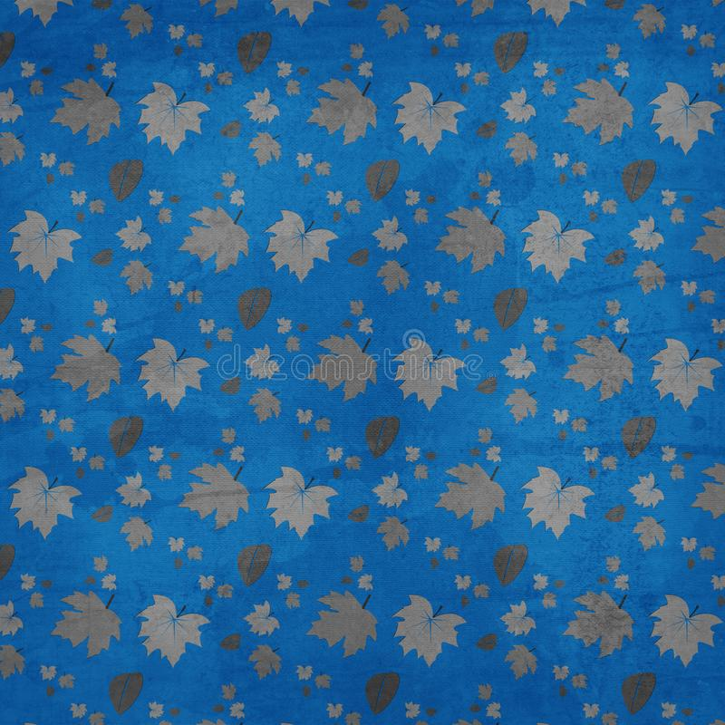 Autumn Leaves Texture Background royalty free stock images