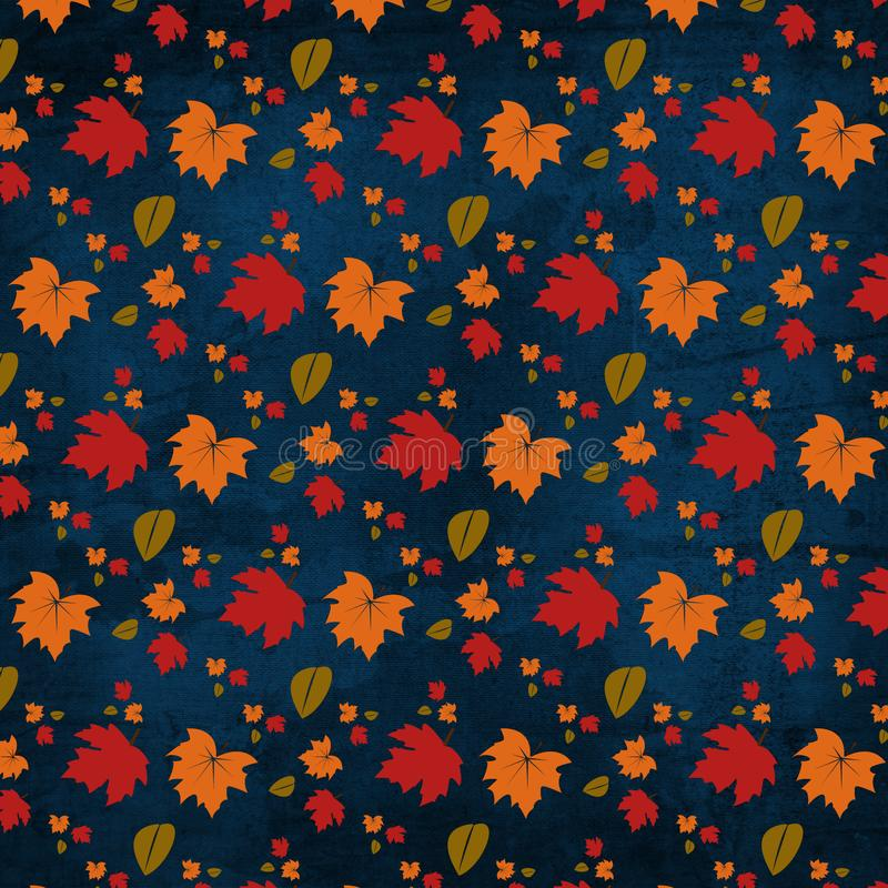 Autumn Leaves Texture Background stock photography
