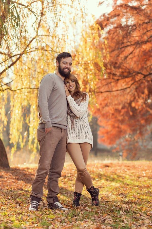 Autumn Love fotografia de stock