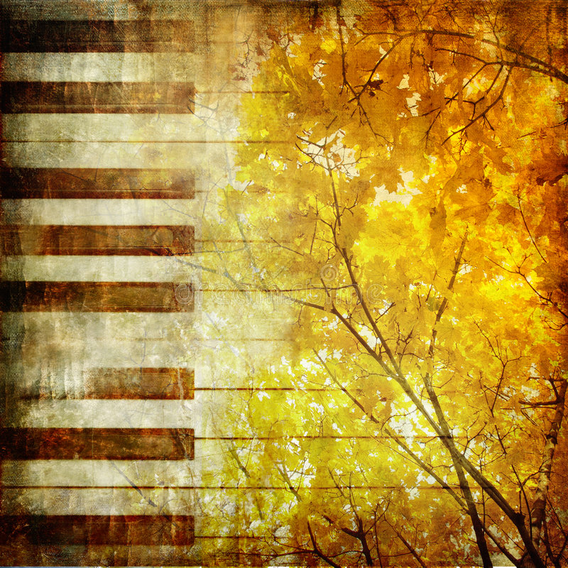 Autumn Melody Stock Image