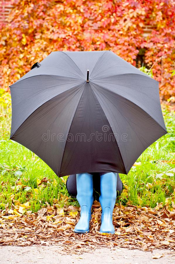 Free Autumn Mood Stock Image - 116030701