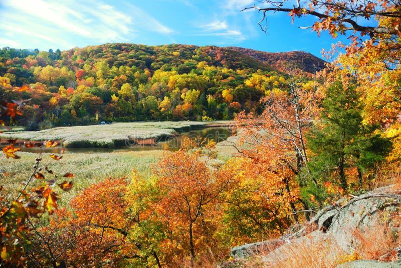 Autumn Mountain Stock Photos