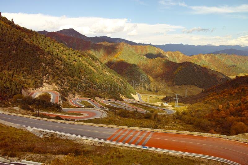 Autumn Mountains images libres de droits