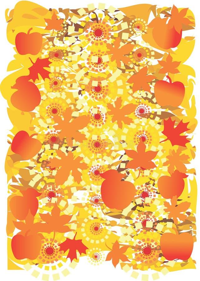 autumn pulchna ilustracji