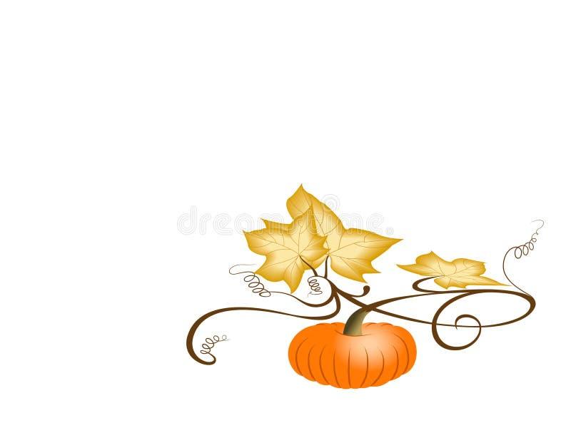 Download Autumn Pumpkin stock vector. Illustration of autumn, season - 6450667