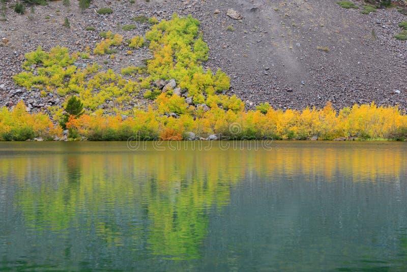Autumn Reflections imagen de archivo libre de regalías