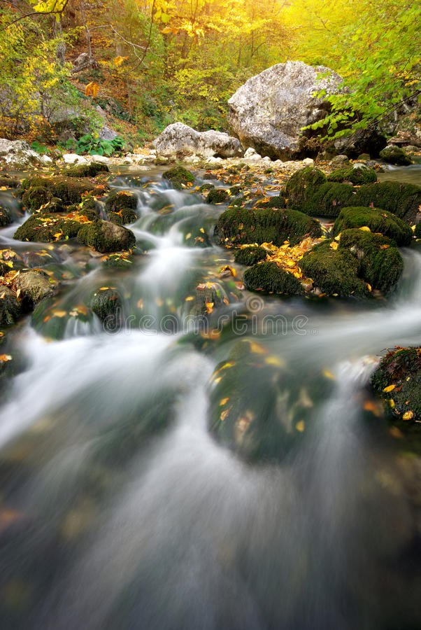 Free Autumn River Stock Image - 16577711