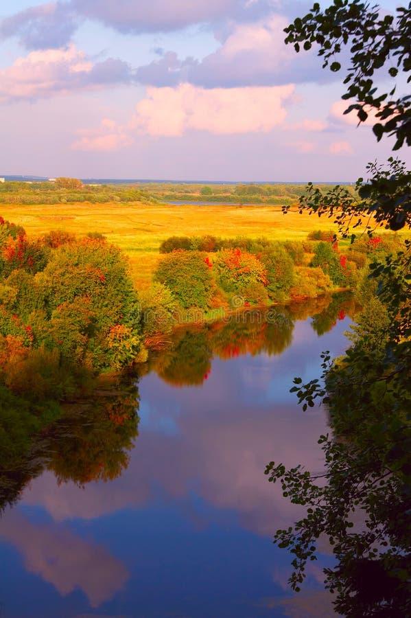 Free Autumn River Stock Photos - 3599253