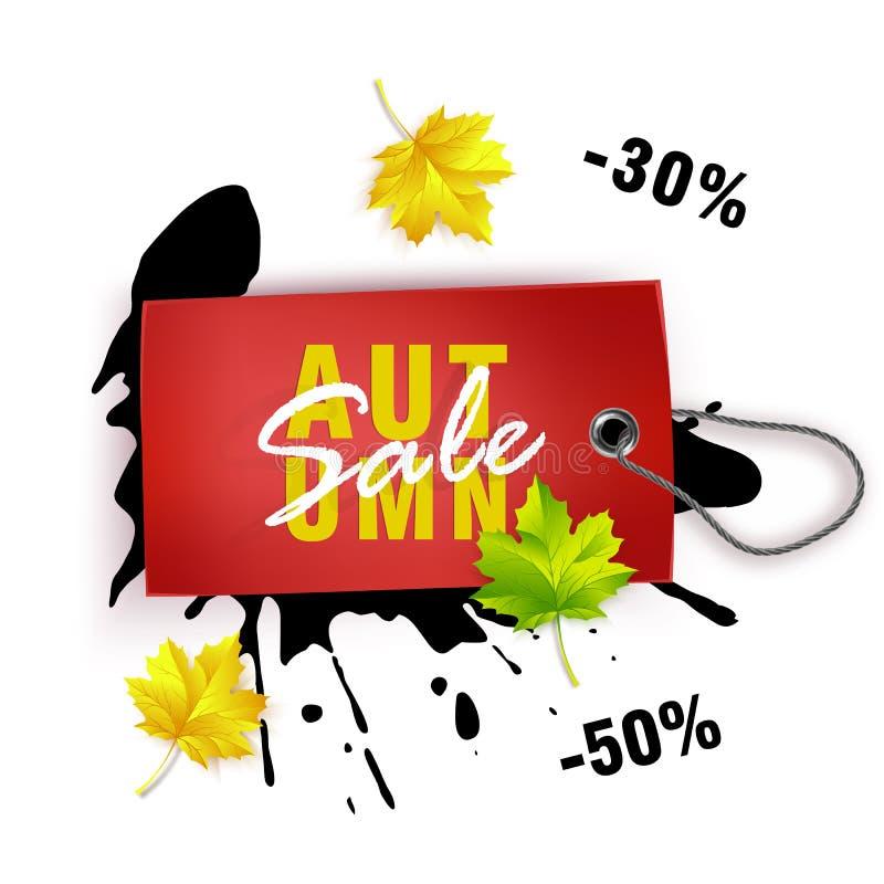 thumbs dreamstime com/b/autumn-sale-flyer-template