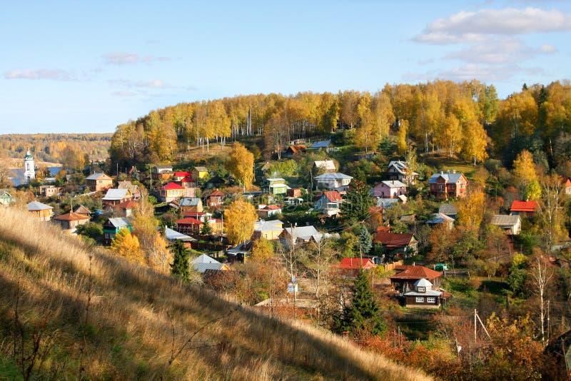 Autumn Scenery Stock Image