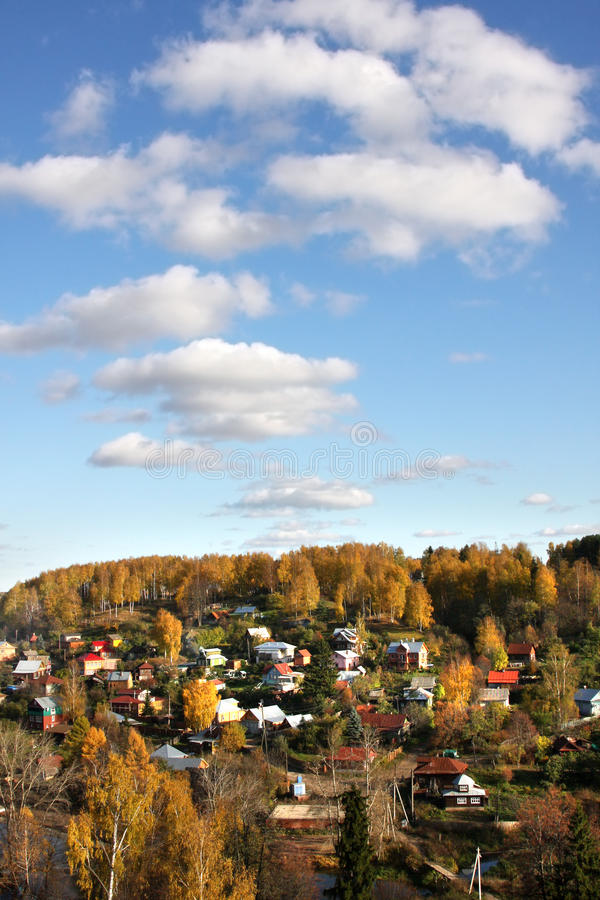 Download Autumn Scenery Royalty Free Stock Photos - Image: 16586378